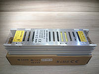 """Блок живлення 100W 12V 8.33 А IP20 Вузький """"Стандарт"""" трансформатор для світлодіодної стрічки"""