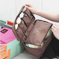 Дорожный органайзер-сумочка для трусов и бюстгальтеров, фото 1