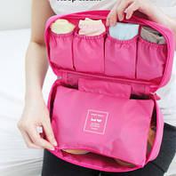 Дорожный органайзер для нижнего белья, органайзер-сумочка для трусов и бюстгальтеров