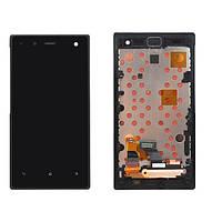 Дисплей Sony LT26W Xperia acro S + touchscreen white, black