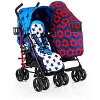 Детская прогулочная коляска для двойни Сosatto To & Fro Duo
