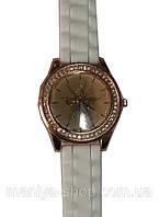 Часы силиконовый ремешок (выбор цвета)