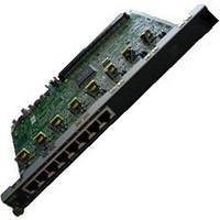 Плата расширения Panasonic KX-NCP1171XJ для KX-NCP1000, 8-Port Digital Extension Card
