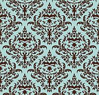 Бумага для дизайна и творчества #1763. Классический узор.