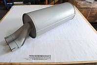 Глушитель выхлопа в сб. 54115 (пр-во КАМАЗ), 54115-1201010-01