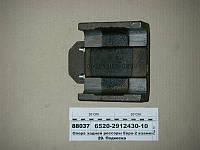Опора задней рессоры Евро-2 взамен 6520-2912426 (пр-во КАМАЗ), 6520-2912430-10