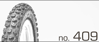 Шина 90/90-18 HS-409 TL SWALLOW ШИПОВКА