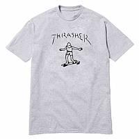 Футболка  с Thrasher № 44