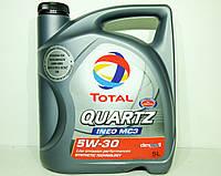 Масло моторное Total Quartz Ineo MC3 5w30 5л