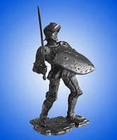 Английский рыцарь,начало14 век/701/