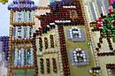 Набор для вышивки бисером на холсте «Изящный век», фото 3