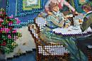 Набор для вышивки бисером на холсте «Изящный век», фото 4