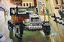 Набор для вышивки бисером на холсте «Изящный век», фото 5