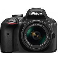 Nikon D3400 + AF-P 18-55VR KIT (VBA490K001)