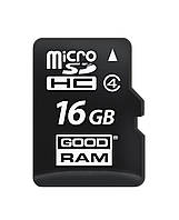 MicroSDHC 16GB Class 4 GOODRAM (M400-0160R11)
