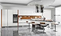 Современная дизайнерская крашенная кухня без ручек RIVA коллекция House Organic фабрика AR-TRE (Италия)