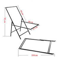 Стол для предметной съемки складной 50x57см матовый + глянец
