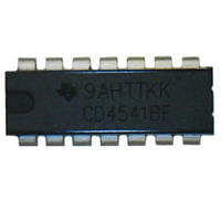 Чип CD4541BE DIP14 программируемый таймер