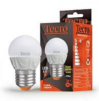 Лампа LED Tecro PRO-G45-5W-3K-E27 5W 3000K E27