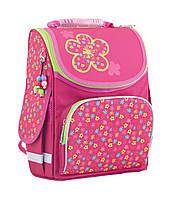 Рюкзак каркасний Smart  PG-11 1 Вересня Green flowers 553332