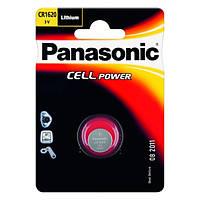 БатарейкаPanasonic CR 1620 BL 1шт