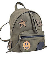 Сумка-рюкзак Yes Weekend хаки 553985