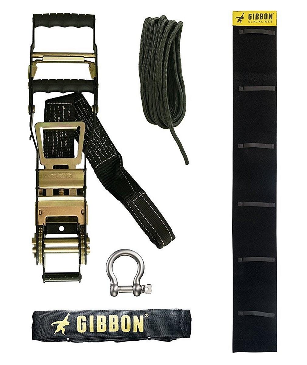 Якорная система для трюковых слэклайнов Gibbon Trick Tension Anchor - Спортмаркет Skaut.in.ua в Киеве