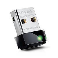 Беспроводной адаптер TP-LINK TL-WN725N  (150Mbps, USB, nano)