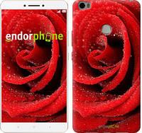 "Чехол на Xiaomi Mi Max Красная роза ""529c-275"""