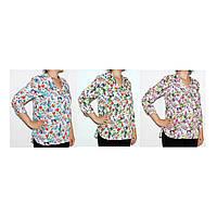 Блуза для женщин р. L-2XL   арт. 6671