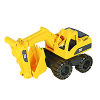 Игрушечные машинки и техника «Toy State» (82025) экскаватор строительная бригада CAT, 25см