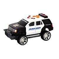 Игрушечные машинки и техника «Toy State» (34516) полицейский внедорожник Road Rippers, 13 см (свето-звуковые эффекты)