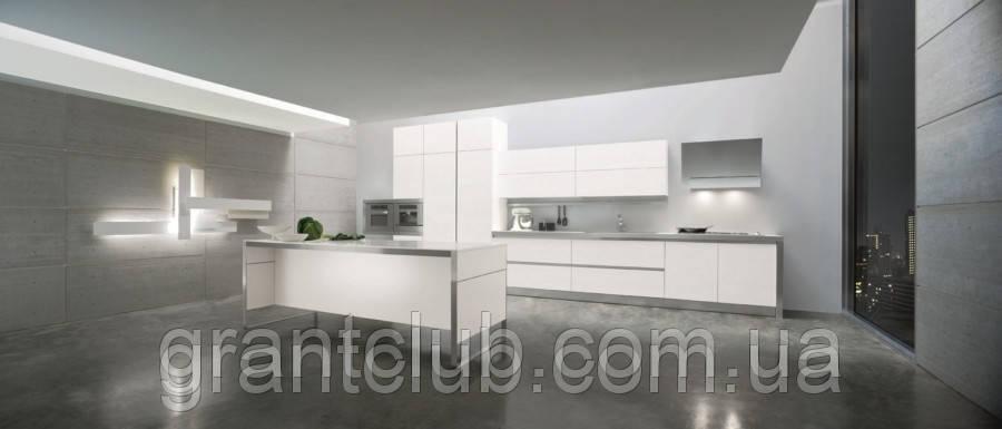 Современная кухня без ручек IRIDE фабрика AR-TRE (Италия)
