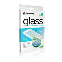 Защитное стекло ColorWay для Apple iPhone 7 3D Black, 0.33 mm (CW-GSREAI73DB)