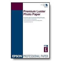 Фотобумага EPSON Luster Photo Paper, полуглянцевая, 235g/m2, A4, 250л (C13S041784)