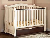 Детская кроватка Prestige 8 маятник комби
