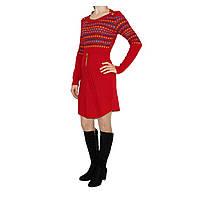 Платье вязаное для женщин р. 42  арт. 7046 Турция