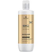 Шампуни Schwarzkopf Смягчающий шампунь Schwarzkopf Bonacure Excellium Q10 + Omega 3 Taming Shampoo 1000 мл