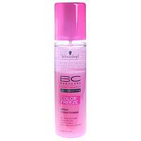 Кондиционеры для волос Schwarzkopf Спрей-кондиционер для окрашенных волос Schwarzkopf Bonacure Color Freeze Spray Conditioner 200 мл
