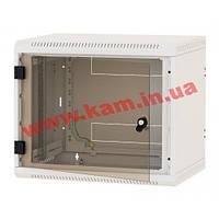 """Шкаф настенный 19"""", односекционный 4U, (280x600x400мм) (RXA-04-AS4-CAX-A1)"""