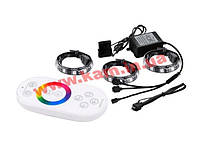 Подсветка Deepcool светодиодная для корпуса, ПДУ, 18 светодиодов, 500мм, кабель (RGB COLOR LED 360)