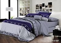 Двуспальный набор постельного белья Ранфорс №261