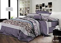 Двуспальный набор постельного белья Ранфорс №1027