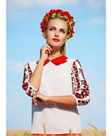 Жіночі модні блузи в українському стилі!