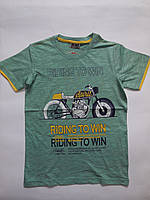 Летняя футболка для мальчиков CEGISA от 9 до 14 лет., фото 1