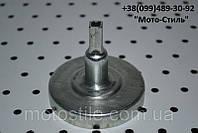 Тарелка сцепления (квадрат) для мотокос, бензокос SADKO GTR-320, Vorskla, SunGarden GB 25-GB 25A и т.д., фото 1