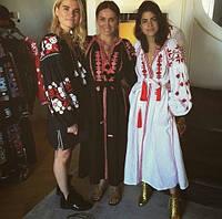 Украинская вишиванка шагает по миру и создает новый бренд в моде.