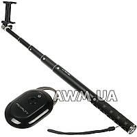 Селфи монопод PEARLTY 9 in 1 Bluetooth черный
