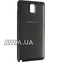 Задняя крышка на Samsung Galaxy Note 3 (N9000 / N900) черная