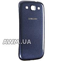 Задняя крышка на Samsung Galaxy S3 (i9300) синяя